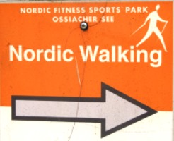 gemeinsam vital nordic walking