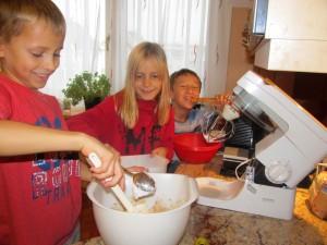 gemeinsamvital kids backen karottenkuchen