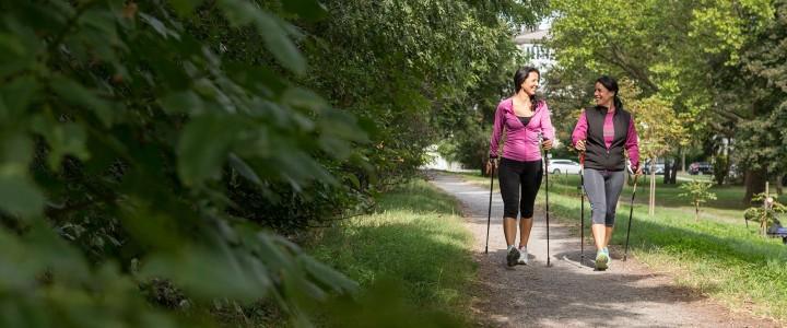 Nächster Anfängerkurs Nordic Walking